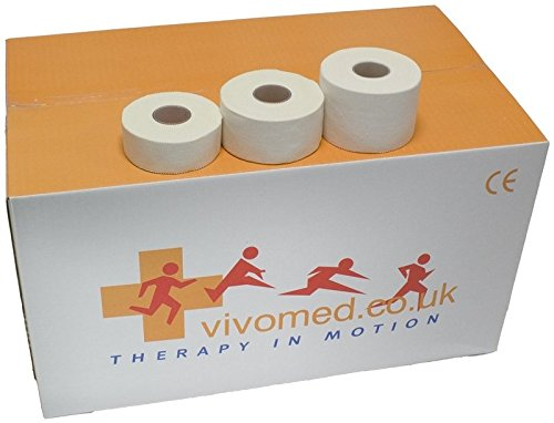 Vivomed Zinc Oxide Tape Strapping - 10m