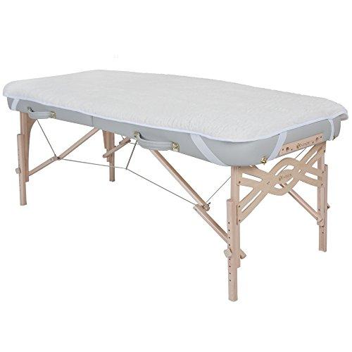 EARTHLITE Massage Table Fleece Pad - 1/2