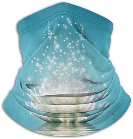 Magic Lotus ネックガード 丸洗い可能 バンダナ 息苦しくない フェイスガード 多機能 スポーツ ターバン