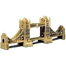 Tower Bridge - Quay Woodcraft Construction Kit