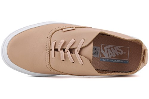 Vans Unisex Erwachsene Authentic Decon Lite Leder Fashion Sneakers Amberlicht