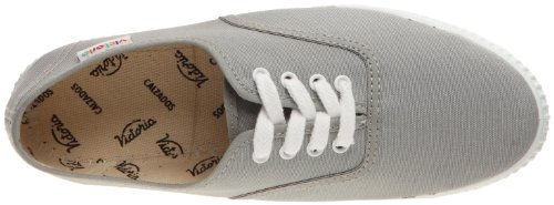 Grigio Lona Sneaker Adulto grau Victoria Inglesa Unisex BqwXR