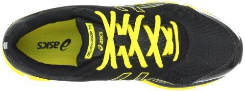 ASICS Mens GEL-Envigor TR Cross-Training Shoe Black/Charcoal/Lemon 1JzexkSN2