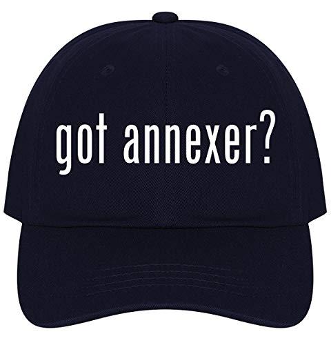 (The Town Butler got Annexer? - A Nice Comfortable Adjustable Dad Hat Cap, Navy)