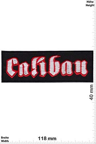 LipaLipaNa Caliban Metalcore-Band Aufn/äher Besticktes Patch zum Aufb/ügeln Applique Souvenir Zubeh/ör