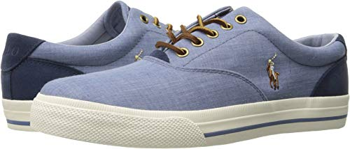 n's Vaughn Sneaker, Blue, 7 D US ()