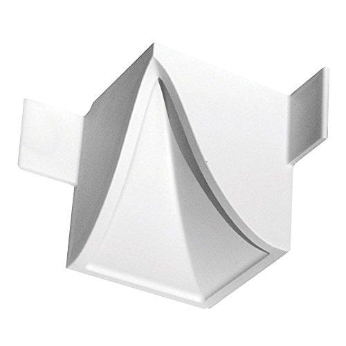 - Focal Point Molding Inside Corner Block (4-1/8-Inch)