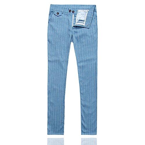 Generic Mens Suit Modern Fit 2-Piece Suit Center Vent Blazer Jacket /& Trousers