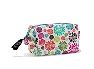 CR Gibson Iota Chic Medium Lexi Cosmetic Case, Tess Design