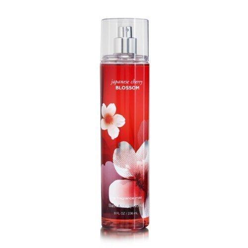 Blossom Fragrance Cherry Womens - Bath & Body Works Fragrance Mist 8.oz (Japanese Cherry Blossom)
