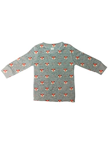 Stella Blu Clothing Little Boys Fox Thermal  3 6M  Multi