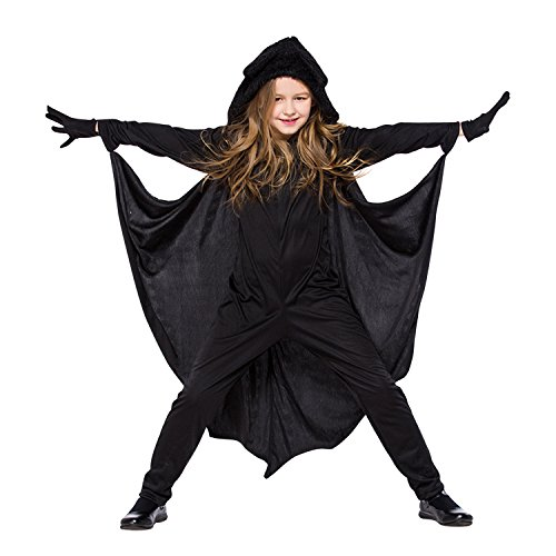 Lisli Kids Bat Jumpsuit Halloween Cosplay Children's Cozy Bat Costume