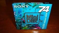 Sony - Minidisc - 1 X 74min