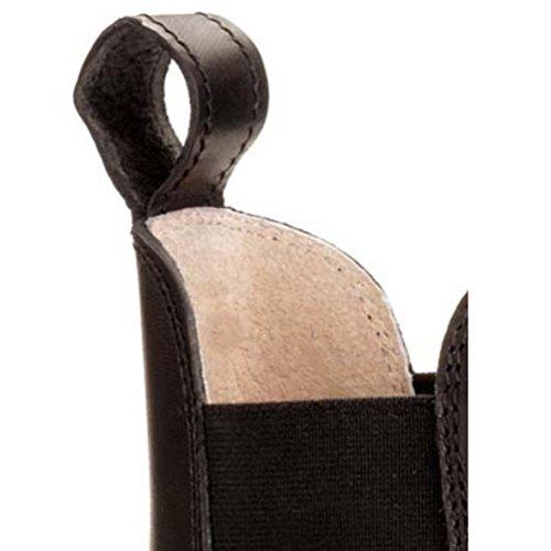 Malefiz - Stivaletti da equitazione Hobo Sir John GP, colore nero