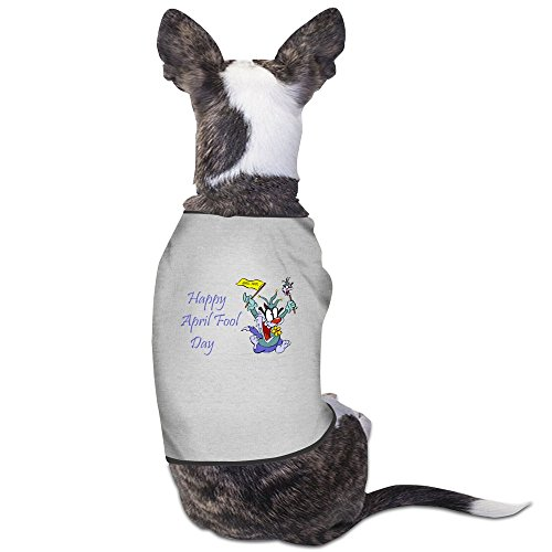 [April Fools' Day Pet Dog Tee Shirts] (Harlot Costume)