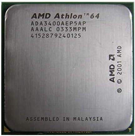 Amazon Com Ada3400aep5ap Athlon 64 3400 Processor Computers Accessories