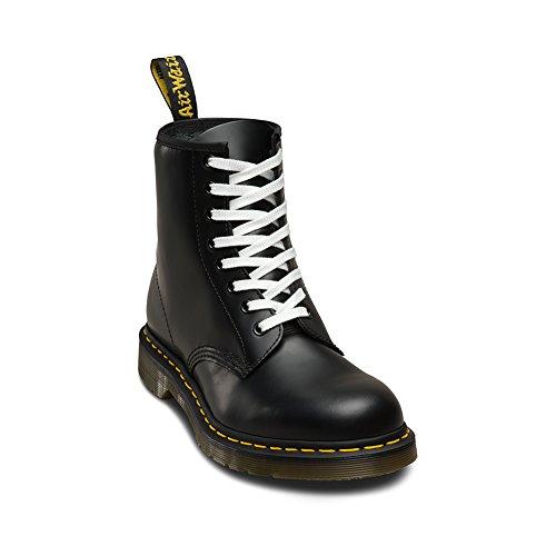Dr Genuinos Cordones de White para Cordones botas Flat y Martens Repuestos las zapatos wtwq8HrE