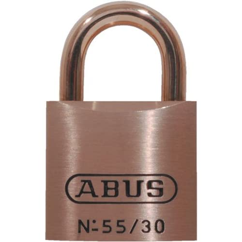 Abus 55mb 30 B Ka 1 25 Inch All Weaather Solid Brass Keyed