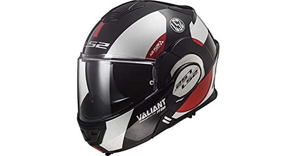 Amazon.com: LS2 Valiant Avant - Casco de moto para adulto ...