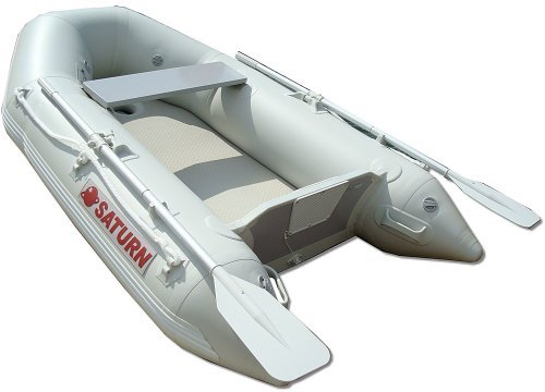 Saturn Inflatable - Saturn 7 ft 6 Inches Inflatable Boat Dinghy Raft Tender