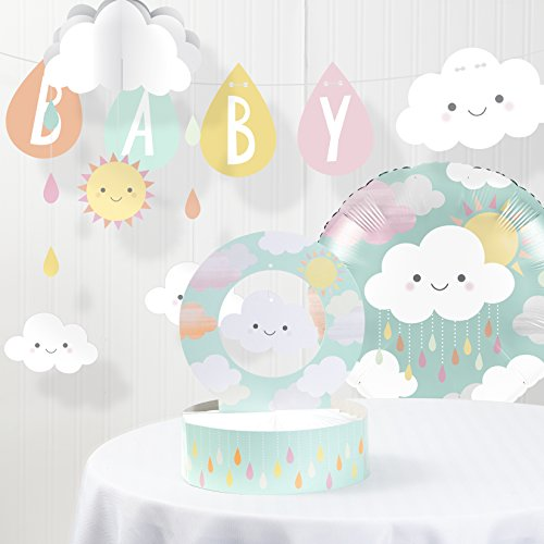 Clouds Decorations Kit