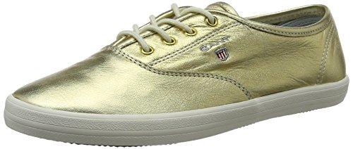 Gant Damen New Haven Sneaker Goud (goud)