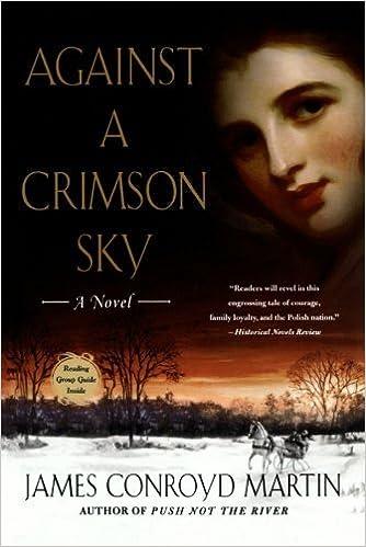 Against a Crimson Sky by James Conroyd Martin (2008-03-10)