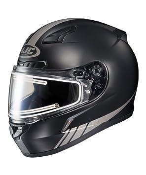 Casco Casco para moto nieve – climatizada Shield – el CL17 s-lne mc5rf rf