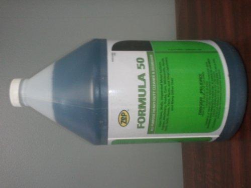 ZEP Formula 50 4 Gallons/case