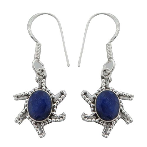- Banithani 925 Pure Silver Dangle Earrings Set Indian Fashion Jewelry Gift For Women