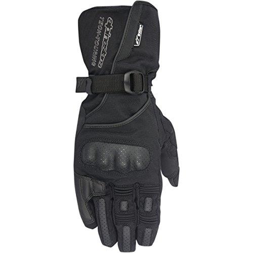 Alpinestars Apex Drystar Men's Street Motorcycle Gloves - Black / Large