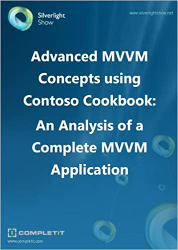 Advanced MVVM using Contoso Cookbook