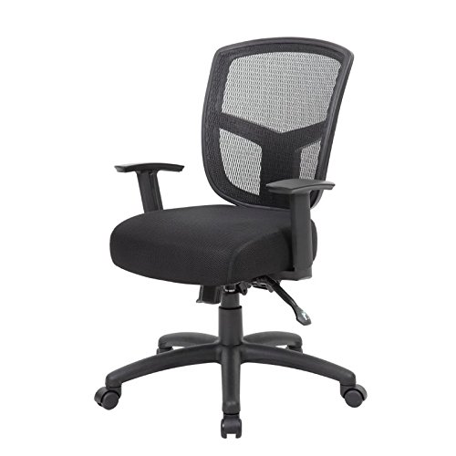 Boss Office Products Contract Mesh Task Chair