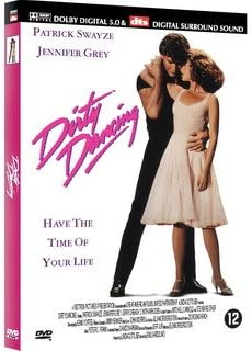 Dirty Dancing 1987 Import Amazon Co Uk Dvd Blu Ray
