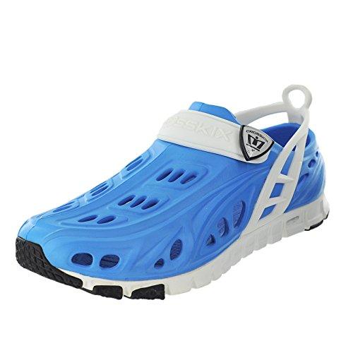 Chaussure Dathlétisme Eva-foam Composite Crosskix Homme Bleu / Blanc