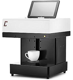 Colorato Café Impresora Coffe ePrinter Albergar Alimentos Color DGUV Geprüft