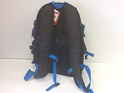 2a10cfd7ffc9 Image Unavailable. Image not available for. Color  Nike Jumpman Laptop  Basketball Large Backpack with Shoe Storage