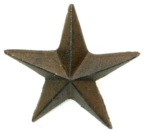 Cast Iron Nail Star - Large Set of ()