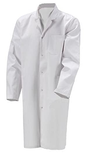 Bata de Laboratorio Niños Bata algodón Blanco Pintor Abrigo niños Weiß 116: Amazon.es: Ropa y accesorios