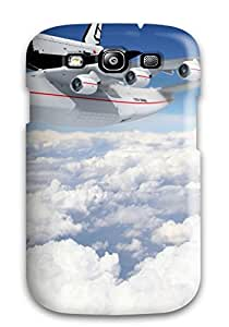 Theodore J. Smith's Shop New Arrival Shuttle Carrier Aircraft For Galaxy S3 Case Cover 2846980K44586484
