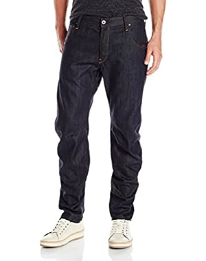 Men's Arc 3D Tapered-Fit Jean in Brooklyn Denim