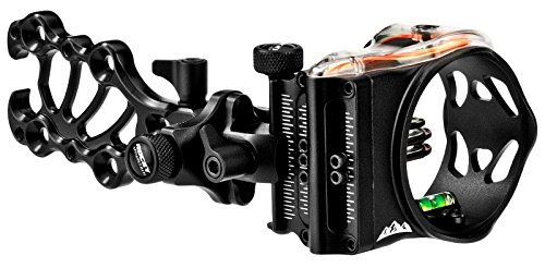 Carbon Express Rocky Mountain 5 Pin Sight Direct Mount Black ()