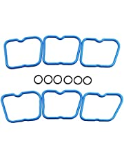 6pcs Valve Cover Gasket Set 3902666 for Dodge Cummins 12 V 5.9L 12V 6BT 5.9