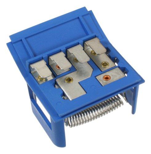 lower Motor Resistor (Behr Blower Motor)