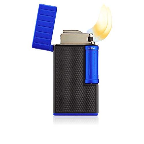 Colibri Julius Double Soft Flame Lighter Black