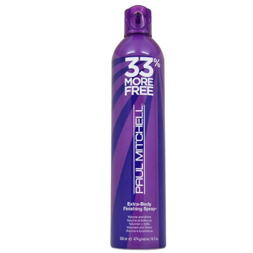Paul Mitchell Extra-body Finishing Spray, 12 fl. oz. (Firm Spray Finishing Extra)