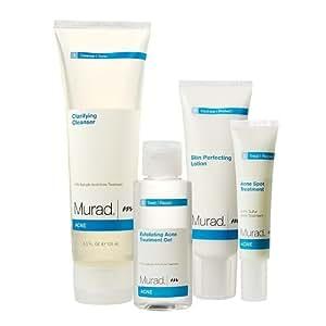 Murad New Recover Skin Repair Essentials Set, 4 Count