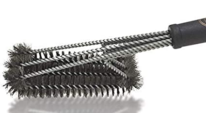 Amazon.com: BBQ Grill Brush Mejor parrilla Cleanner 18