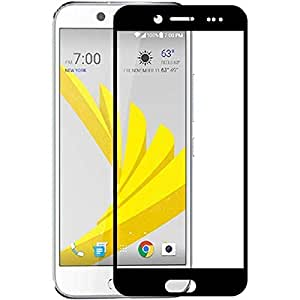 Tempered Glass Screen Protector For Htc_Desire 820 (black)