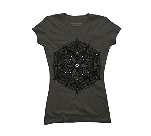 Flowers Juniors Tattoo T-shirt - 3